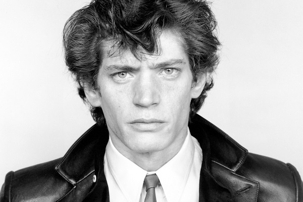 Portrait of Robert Mapplethorpe. Copyright Mapplethorpe Foundation.