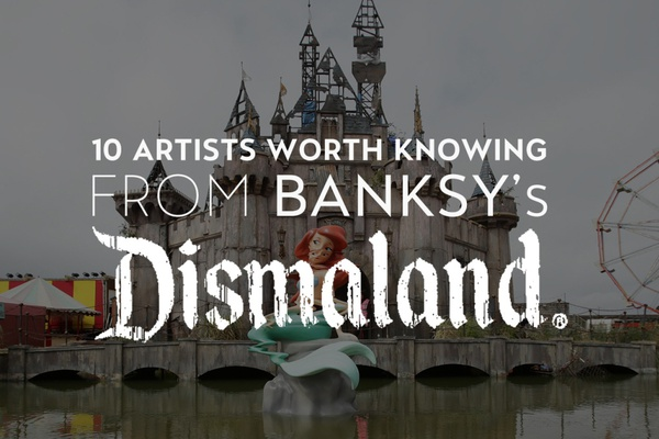 10 artists worth knowing from banksys